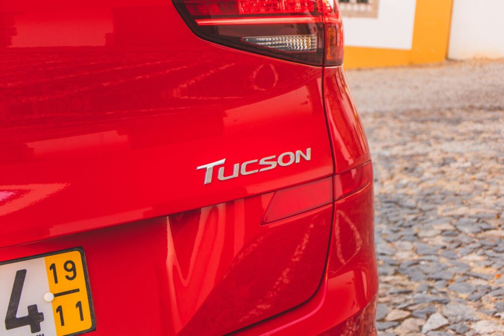 Hyundai Tucson N Line 143