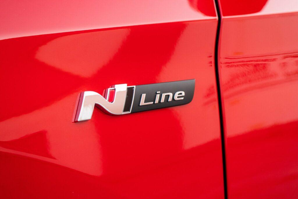 Hyundai Tucson N Line 235
