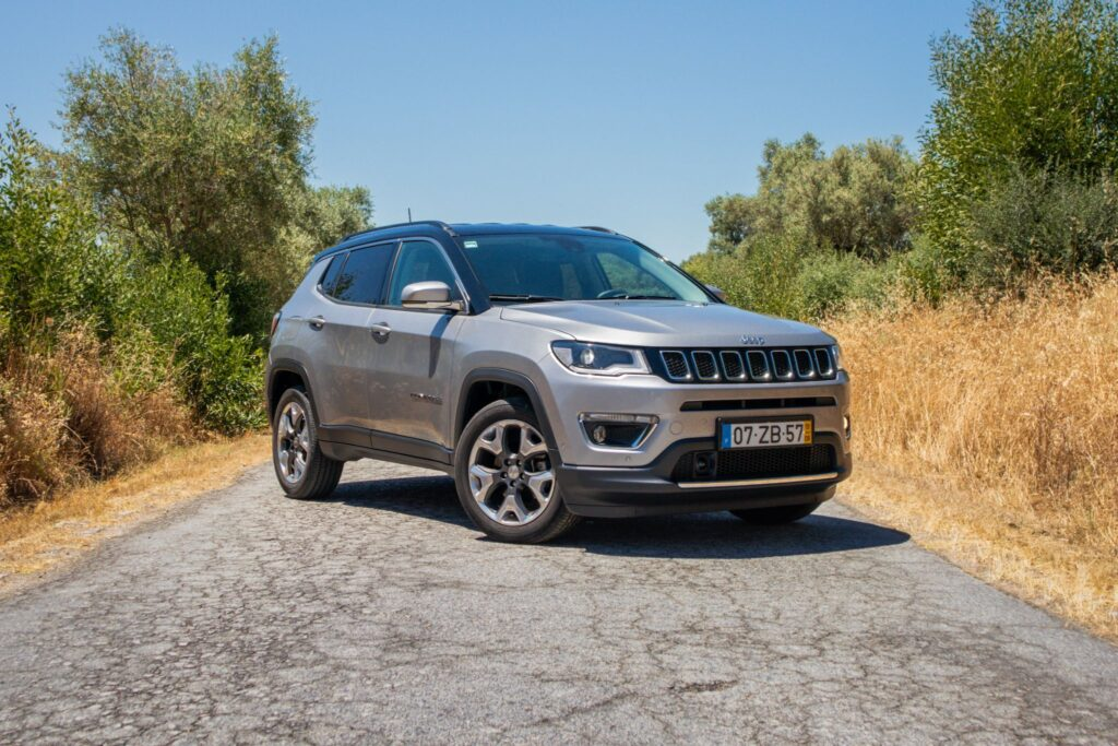 Jeep Compass Limited 50