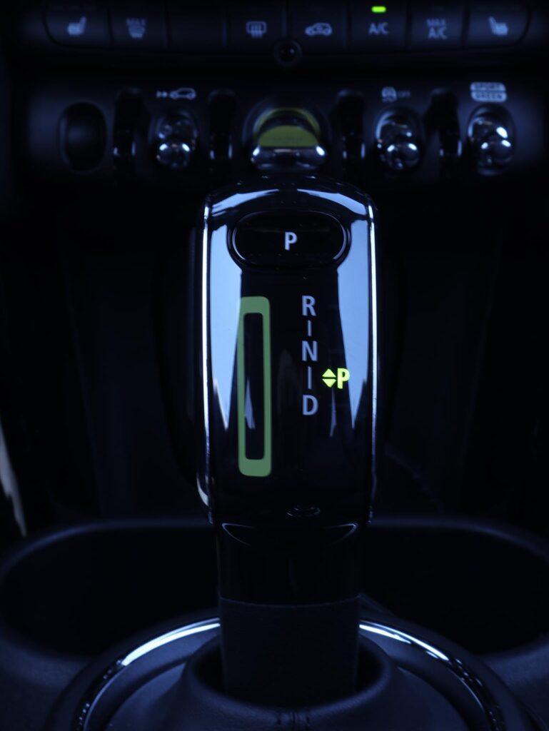 MINI Cooper S E 116