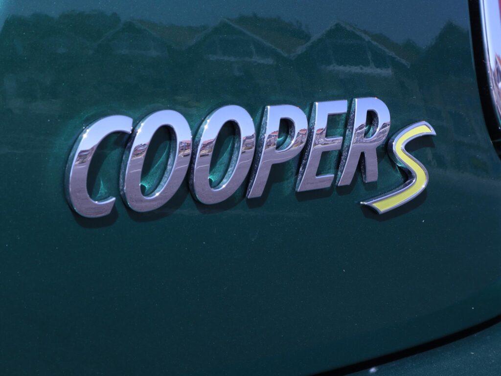 MINI Cooper S E 61