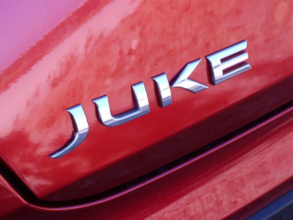 Nissan Juke N Design 25