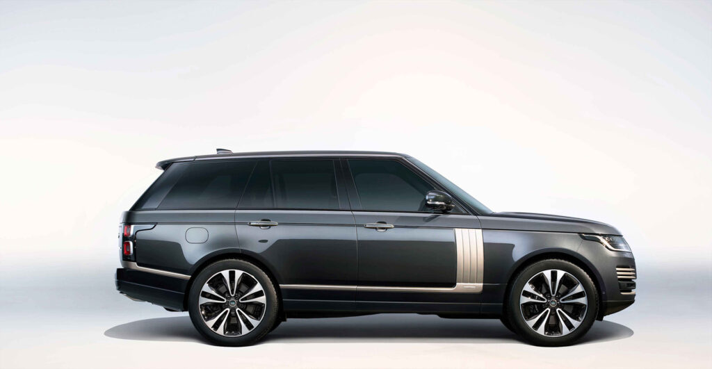 Range Rover Fifty 3
