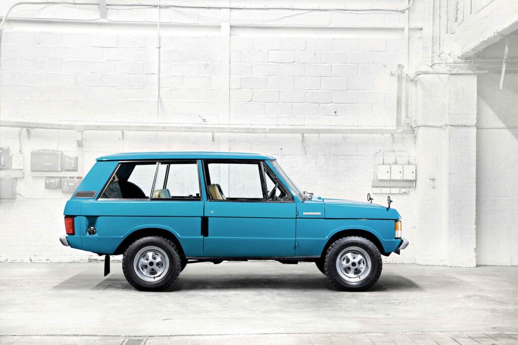 Range Rover Heritage