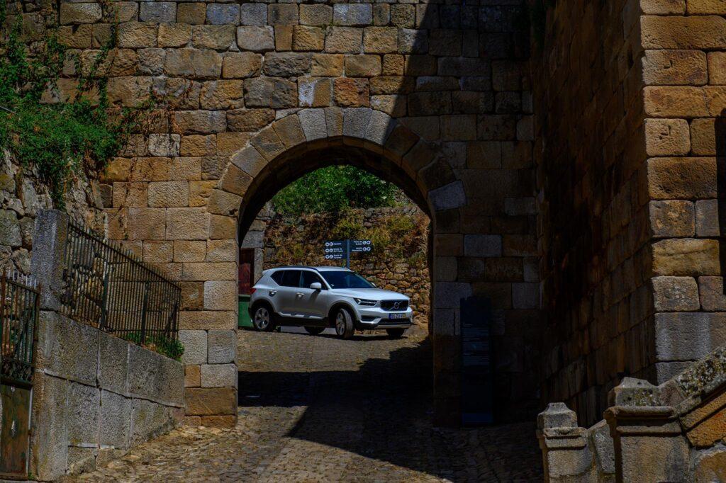 Roteiro Pinhel Volvo XC40 16