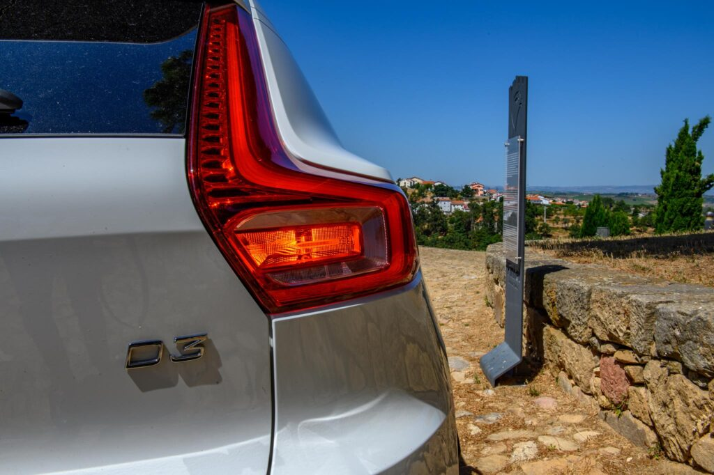 Roteiro Pinhel Volvo XC40 20