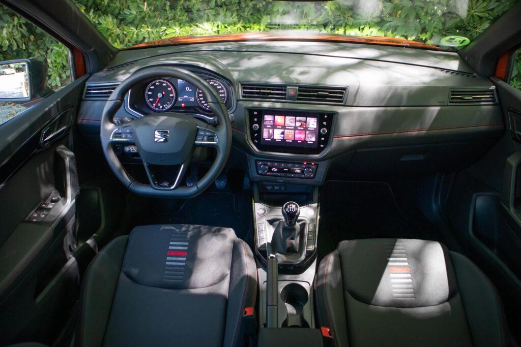 SEAT Arona FR 1.0 TSI 1