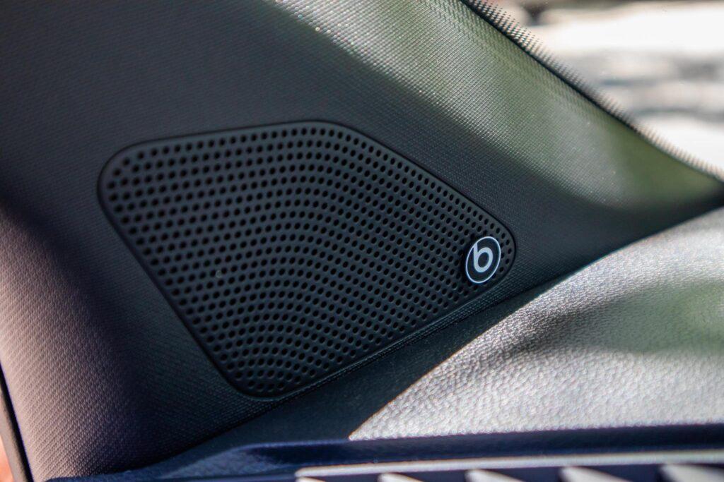 SEAT Arona FR Beats audio