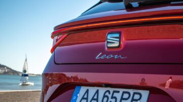 SEAT Leon FR e TSI 5