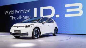 Volkswagen ID.3 e Bridgestone