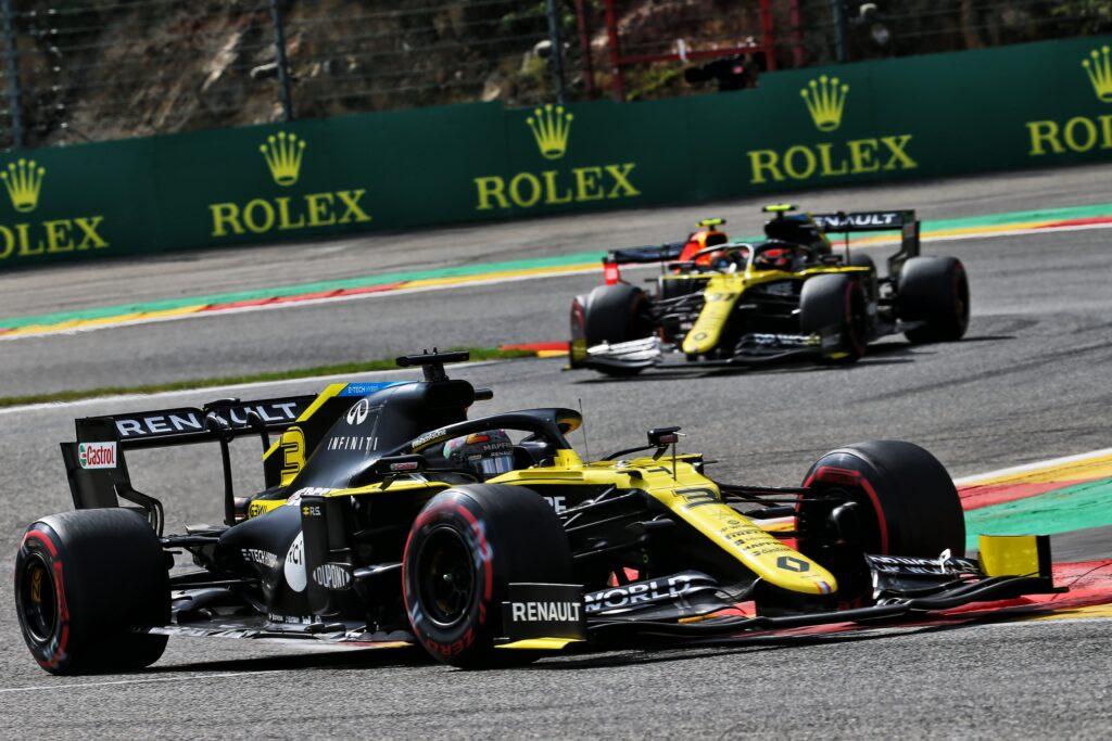 2020 Formula 1 Belgian Grand Prix