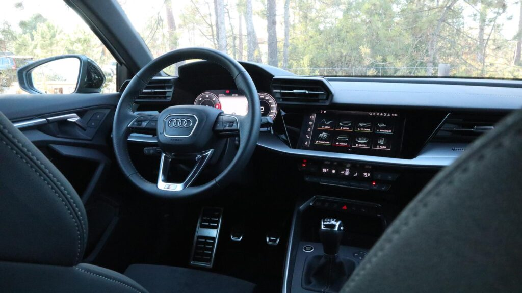 Audi A3 Sportback 30 TDI 17