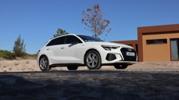 Audi A3 Sportback 30TDI 10