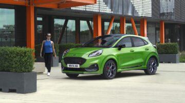 Ford Puma ST reveal 2020 14