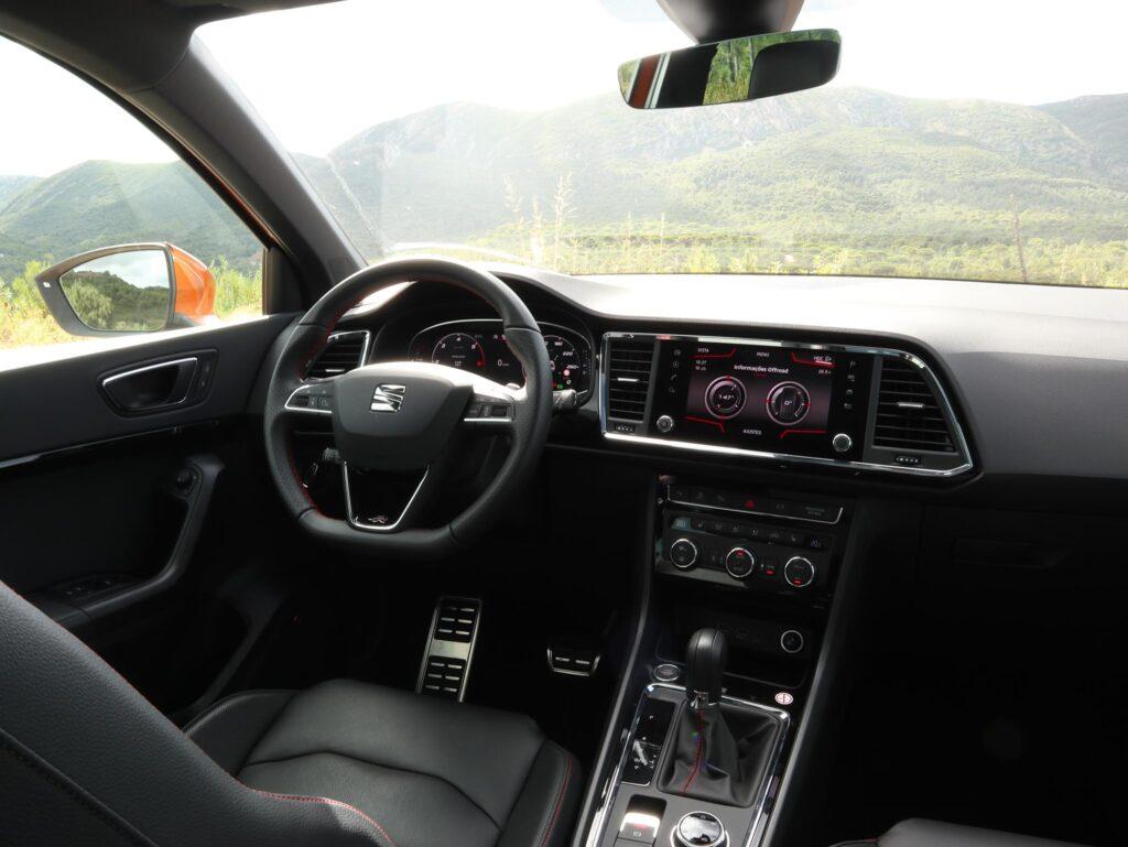 SEAT Ateca FR 125