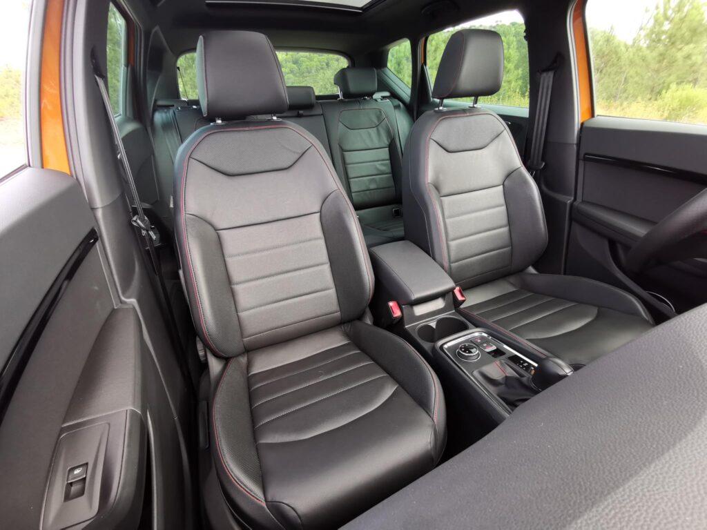 SEAT Ateca FR 324