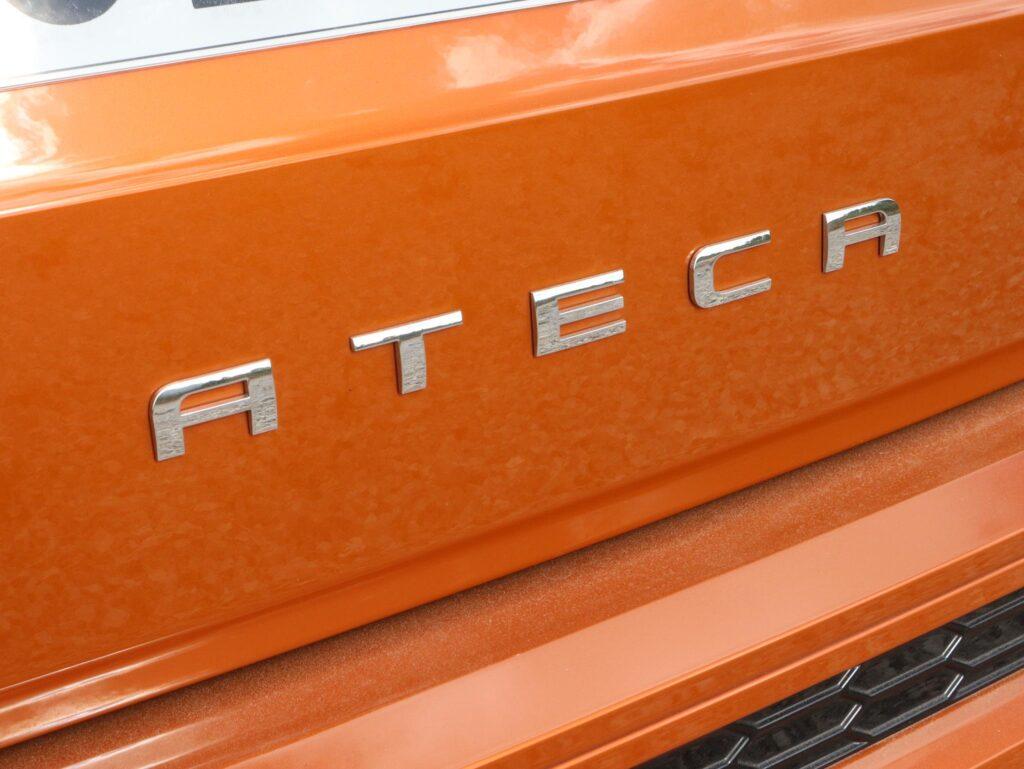 SEAT Ateca FR 40