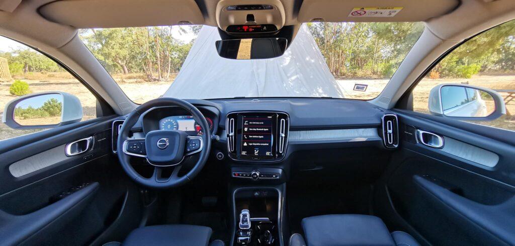 Volvo XC40 PHEV T5 49