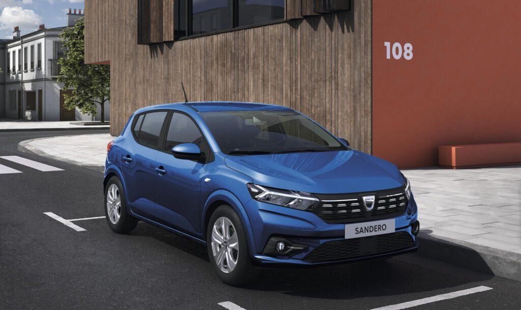 Dacia Sandero 2020 1