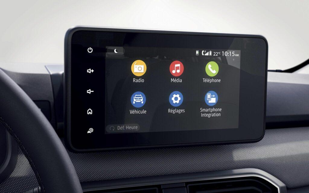 Dacia Sandero 2020 8