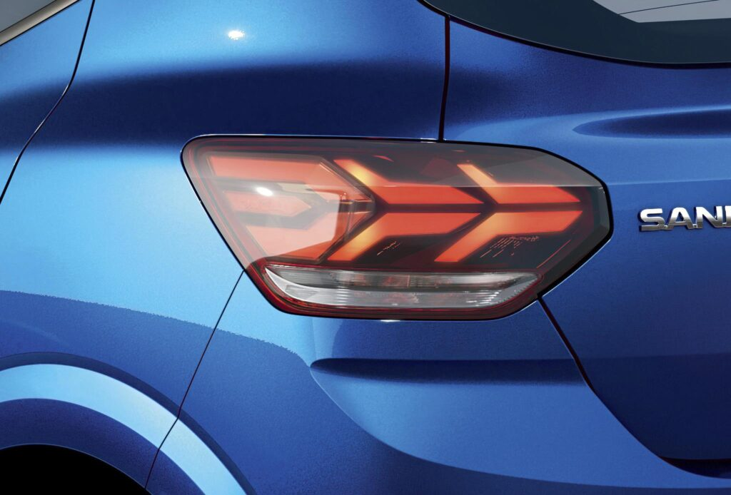 Dacia Sandero 2020 9
