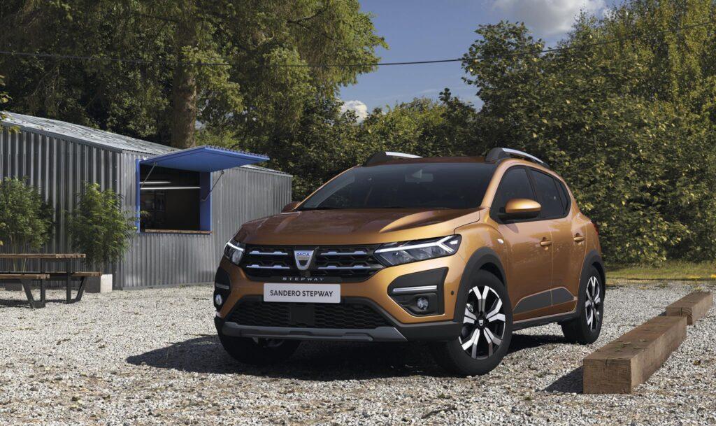 Dacia Sandero Stepway 2020 1