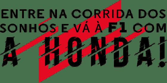 Passatempo Honda GP Portugal F1