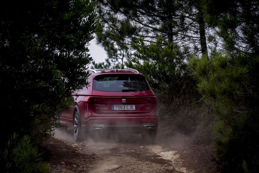 SEAT Tarraco 2020 offroad 1
