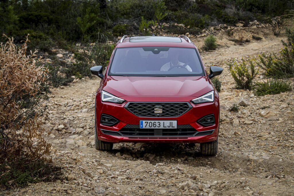 SEAT Tarraco 2020 offroad 3