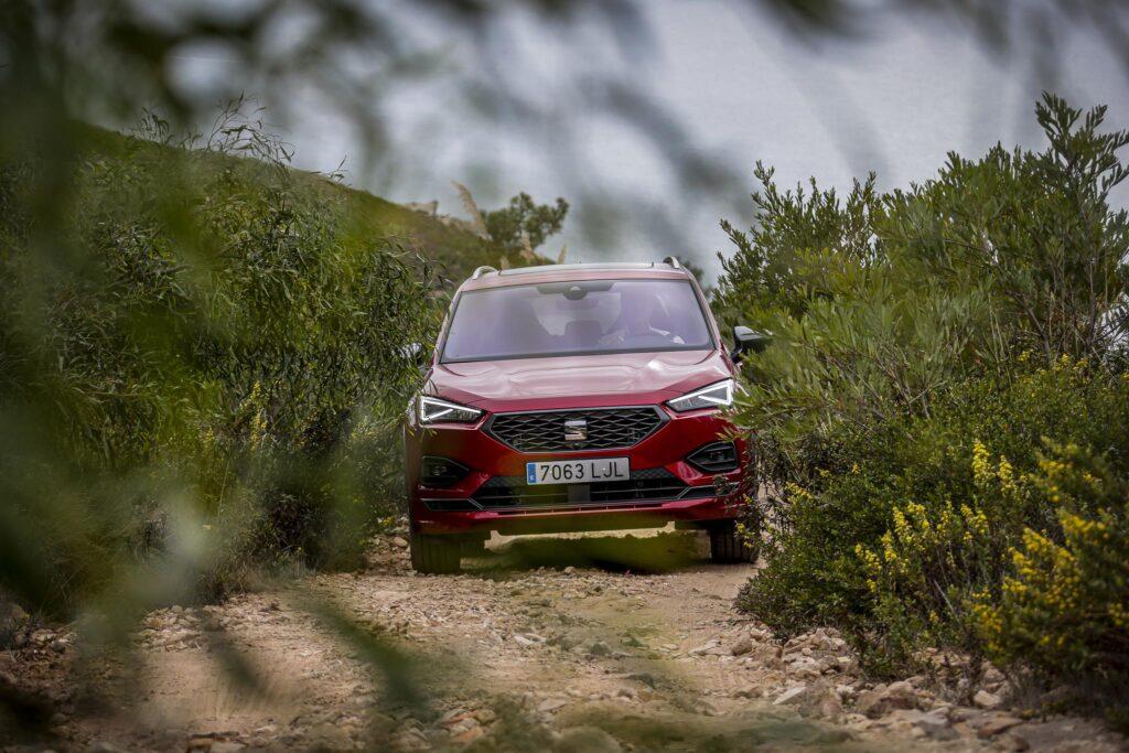 SEAT Tarraco 2020 offroad 5