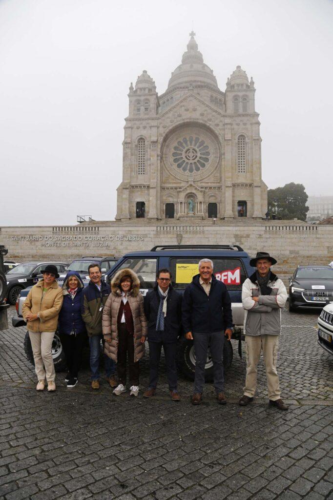 XVII Offroad Bridgestone ACP Caminhos de Santiago 1098