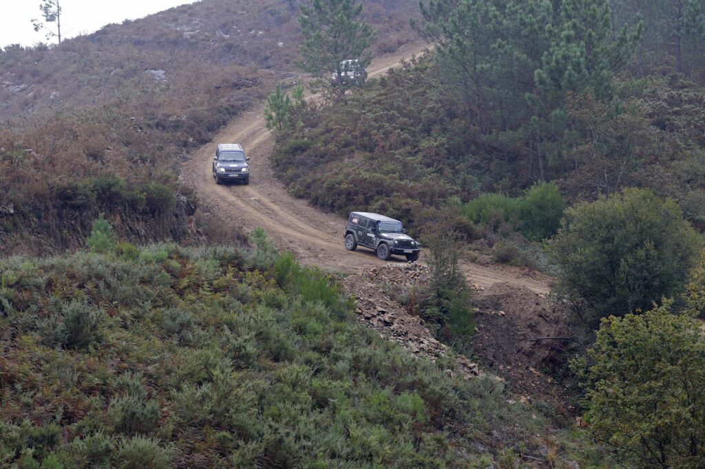 XVII Offroad Bridgestone ACP Caminhos de Santiago 1238