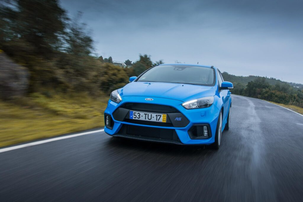 Ford Focus RS ELM70 5