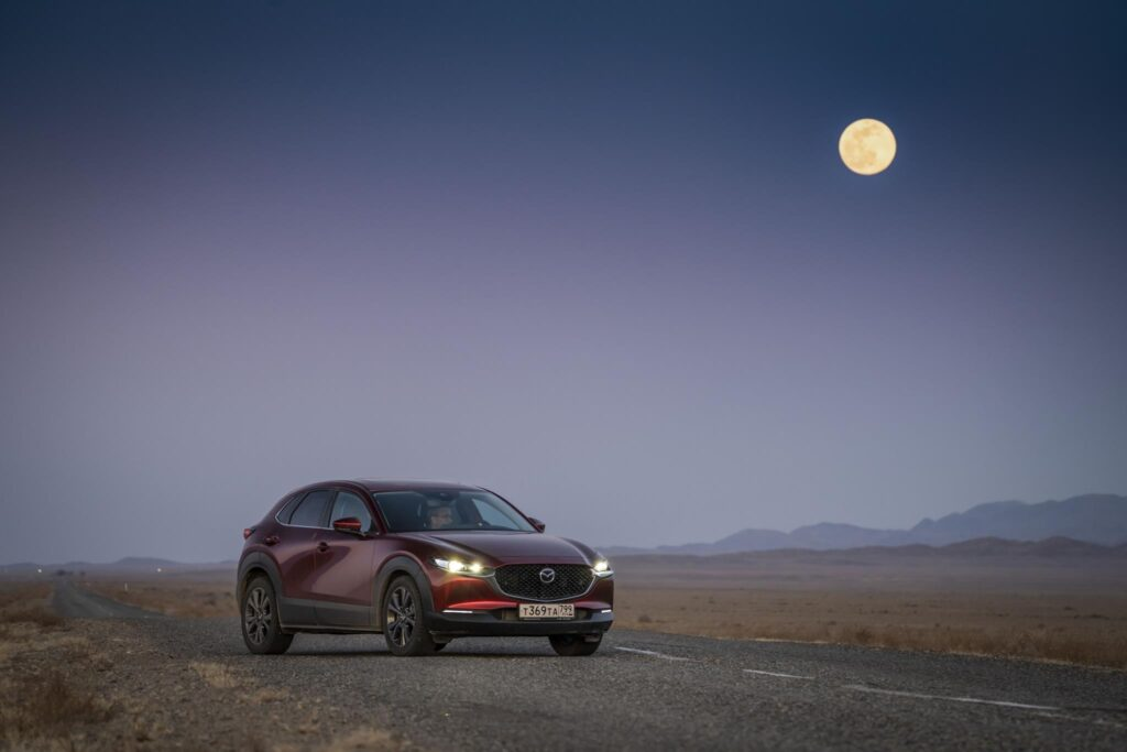 Mazda Epic Drive CX 30 Kazakhistan 3