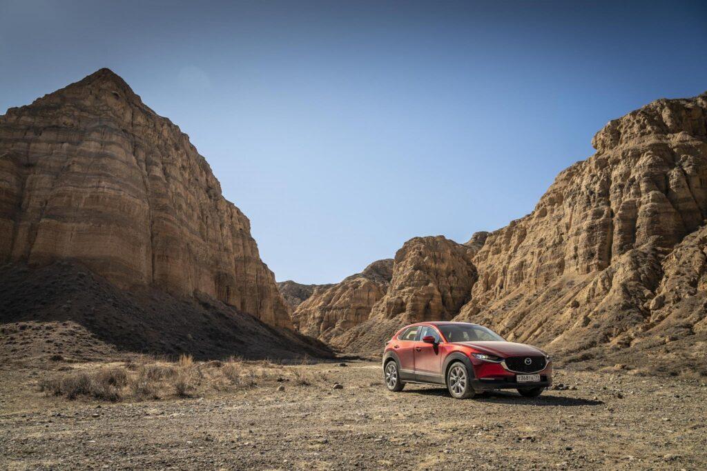 Mazda Epic Drive CX 30 Kazakhistan 6