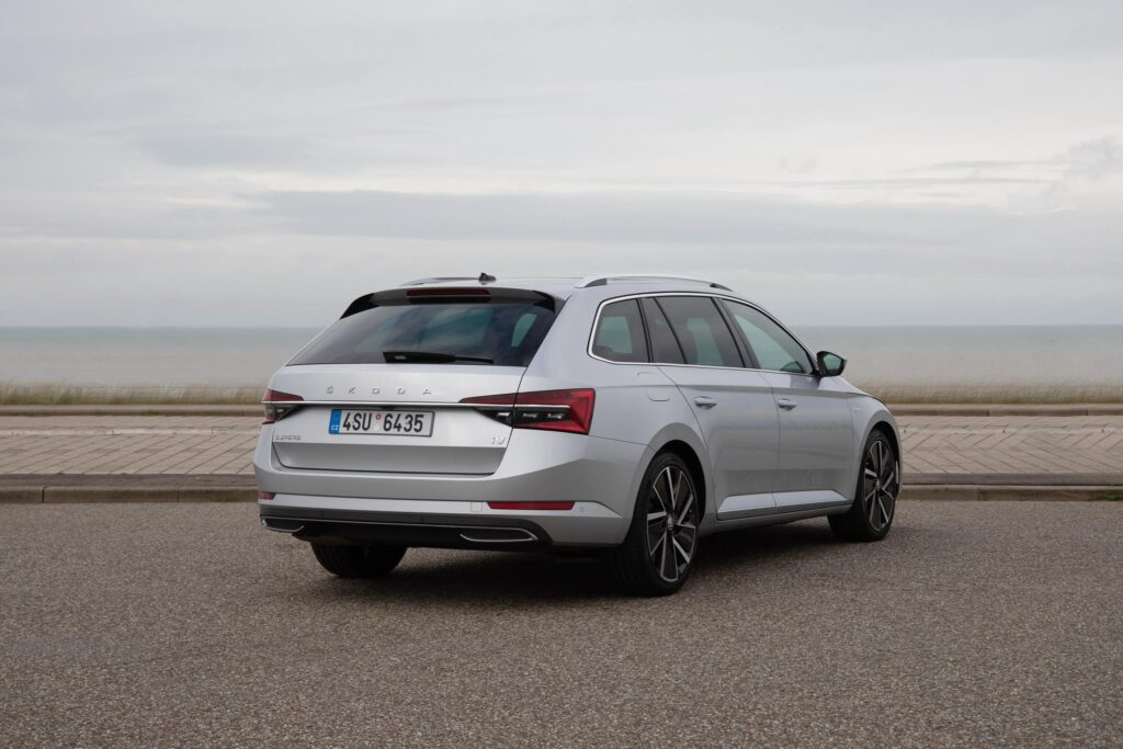 Skoda Superb iV Break