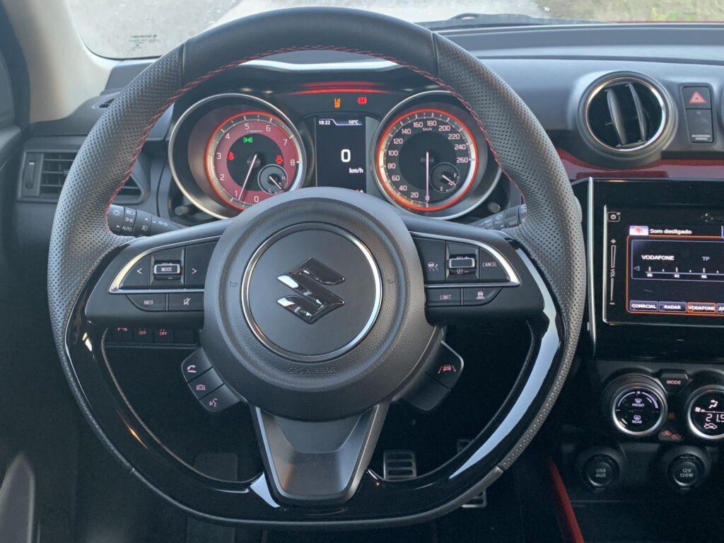 Suzuki Swift Sport Hybrid 22