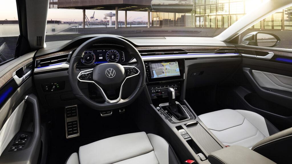 Volkswagen Arteon Shooting Brake 01