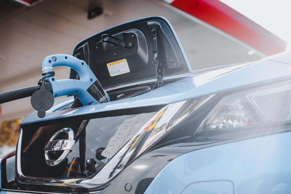parceria entre a Galp e a Nissan 2