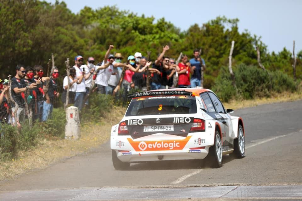 Armindo Araújo campeão com a The Racing Factory 3