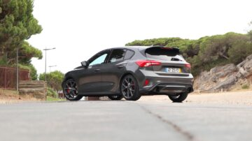 Ford Focus ST 22