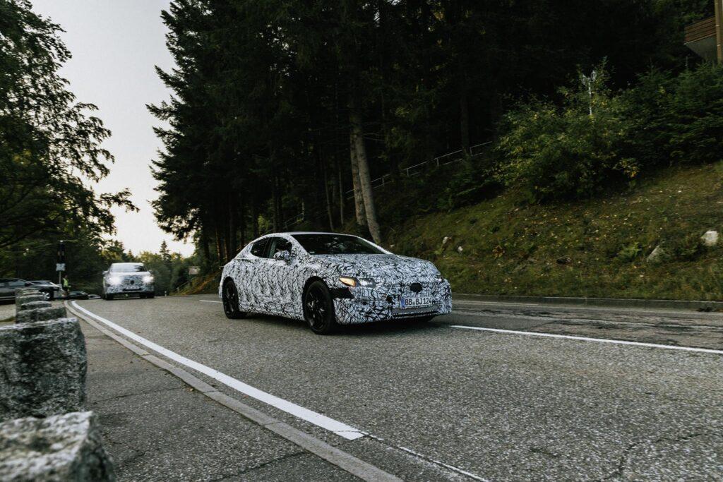 Mercedes EQ EQE