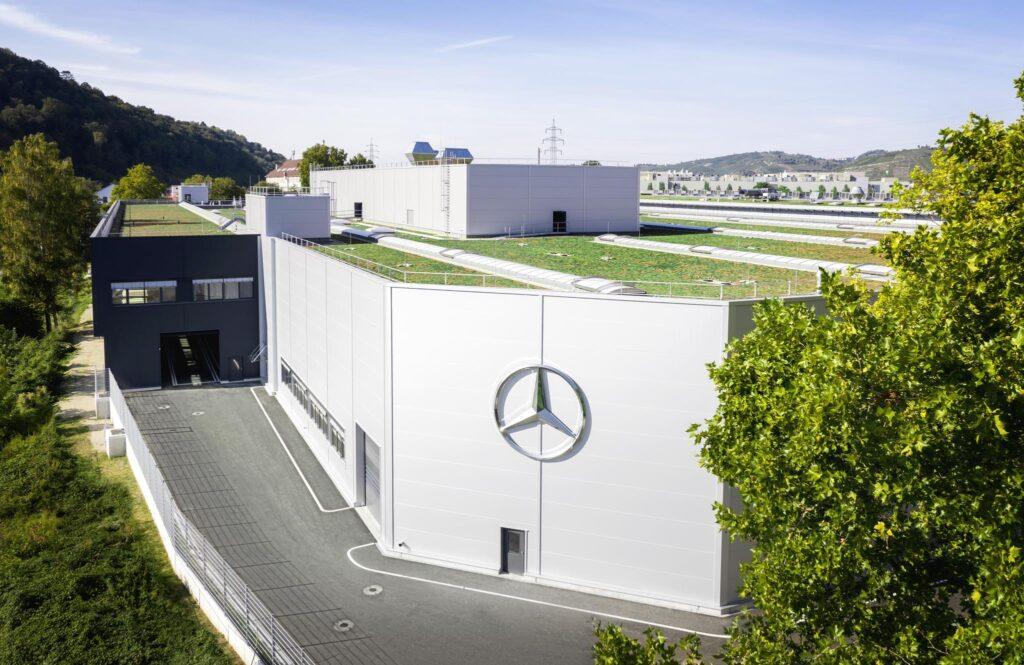 Mercedes EQ factory 1