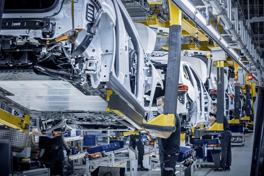 Mercedes EQ factory 2