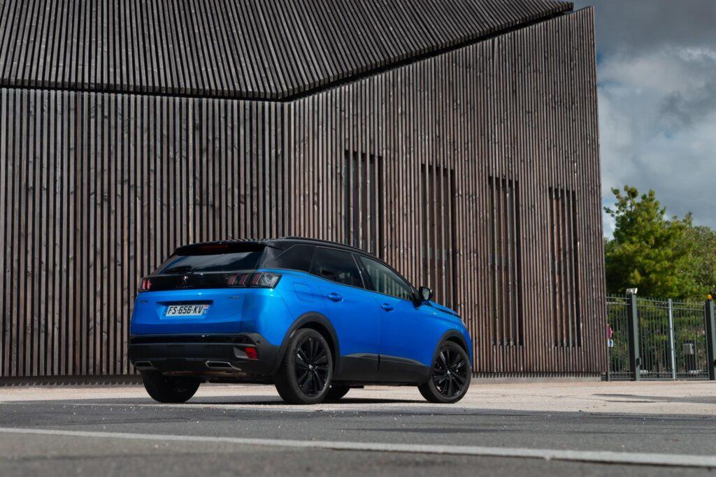 Peugeot 3008 HYbrid 2020 8