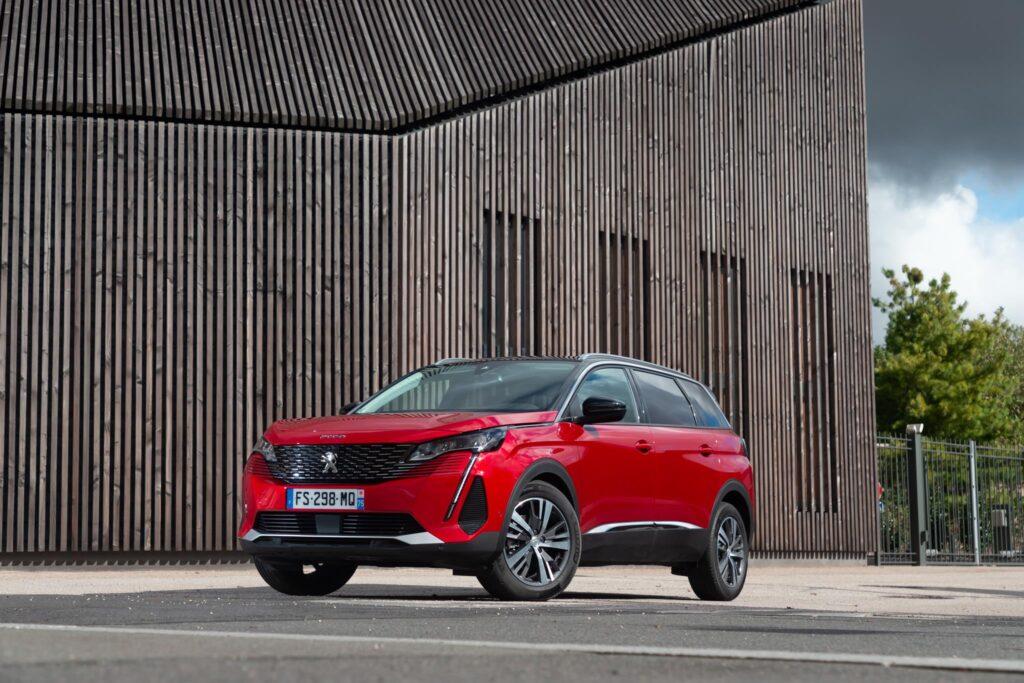 Peugeot 5008 2020 11