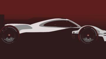 Porsche LMDh 2023 1