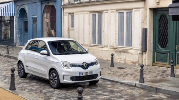 Renault Twingo Electric 41