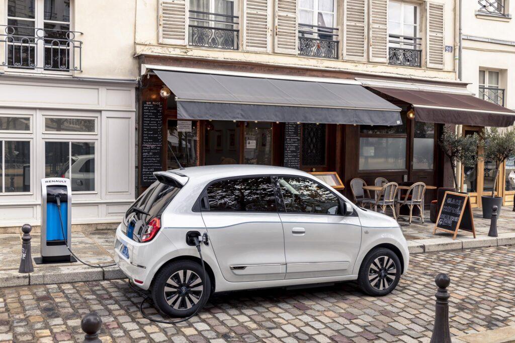 Renault Twingo Electric 45