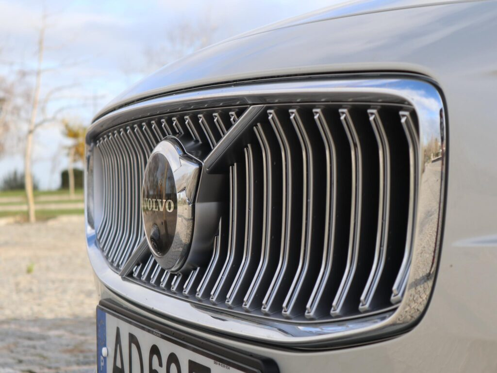 Volvo V90 T6 Recharge 11